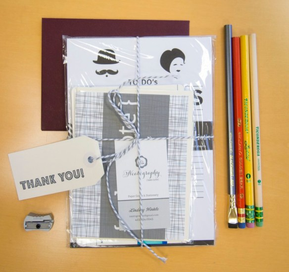 Neatography Paper Goods